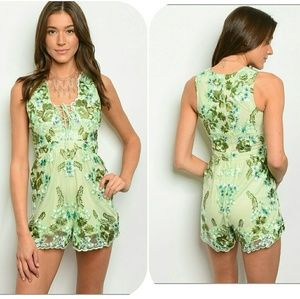 Pants - 1 DAY SALE! Host pick gorgeous romper🍀